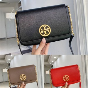 tory burch TB official website LOGO CHELSEA chain bag