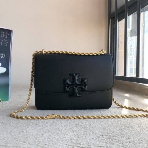 tory burch TB matte frosted ELEANOR large chain bag