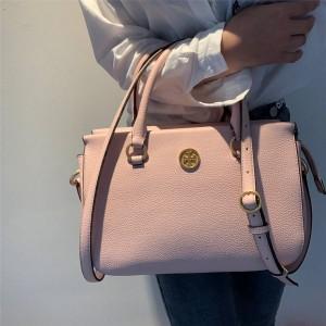 tory burch TB MASON FLAP CROSS-BODY small shopping bag