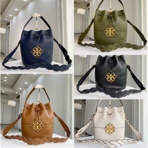 tory burch TB official website handbags new classic MILLER bucket bag