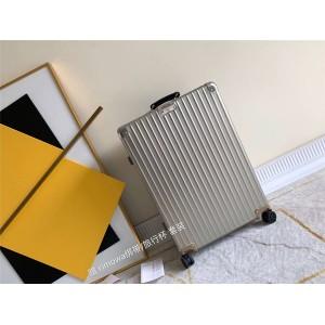 Rimowa aluminum magnesium alloy classic series 972 boarding case trolley case