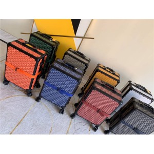 Goyard official website new trolley case suitcase travel case