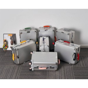 Rimowa luggage aluminum-magnesium alloy classic series cabin trolley case