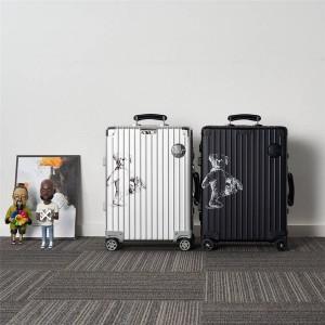 Rimowa x Steiff Teddy Bear Joint Trolley Case Carrying Case