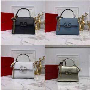 VALENTINO women's bag small VSLING calfskin handbag