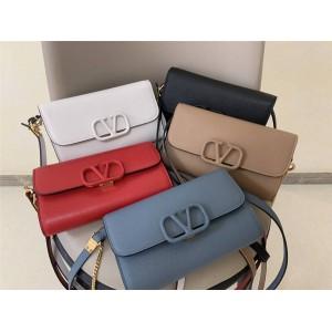 Valentino new VSLING grained calfskin crossbody bag