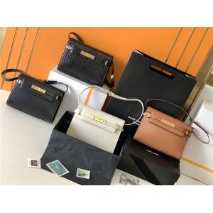 ysl Saint Laurent MANHATTAN leather small shoulder bag 675626/579270