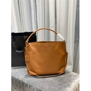 ysl Saint Laurent TAG smooth saddle leather HOBO bag underarm bag 635266