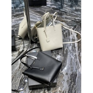 ysl Saint Laurent SHOPPING leather small shoulder bag tote bag 600307