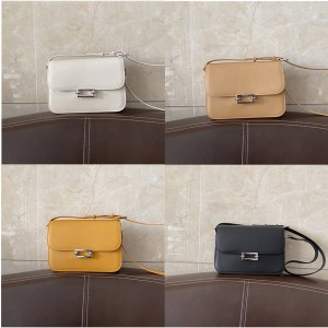 YSL Saint Laurent LE PAVÉ Smooth Leather Shoulder Bag 657186