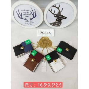 Furla handbags new color matching leather Diva mobile phone sets mobile phone bag