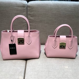 Furla new leather METROPOLIS Tote bag shopping bag