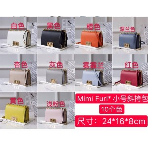 Furla official website handbag new cowhide Mimì crossbody bag