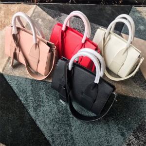MiuMiu handbags new Madras goatskin shoulder bag 5BA101